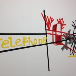 Tape Phonebox Charlotte Scarrow