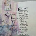 Bathroom Journal, Grace Ives-Farren